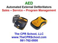 Caribbean AED Sales & Training